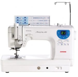 Best Sewing Machines for Quilting 2017