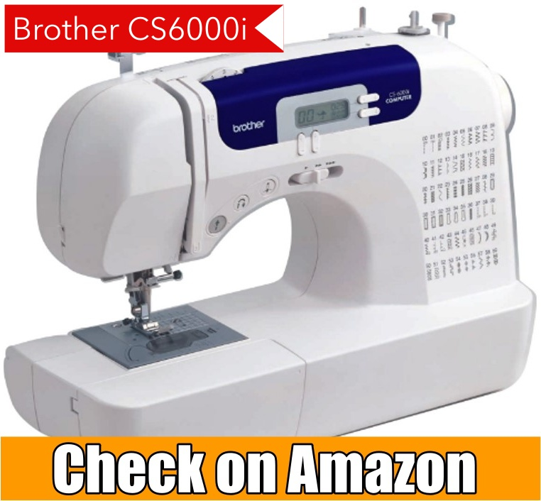 top 5 sewing machines under your budget best sewing machines forbrother cs6000i sewing machine