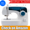 Brother XL2600i Sewing Machine Review 2017