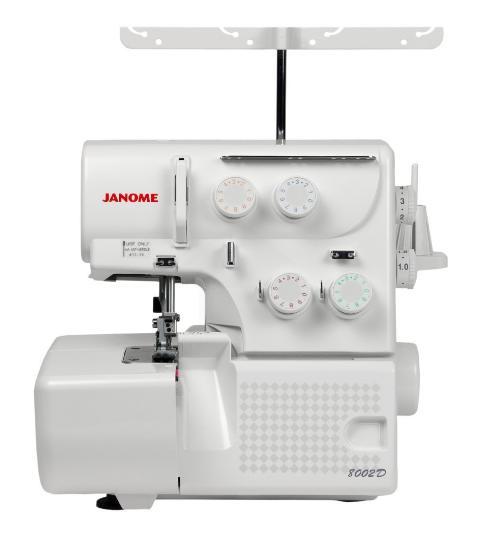 Janome 800 2D Serger Machine