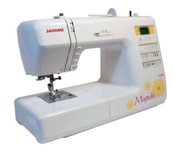 Janome Mangolia 7330