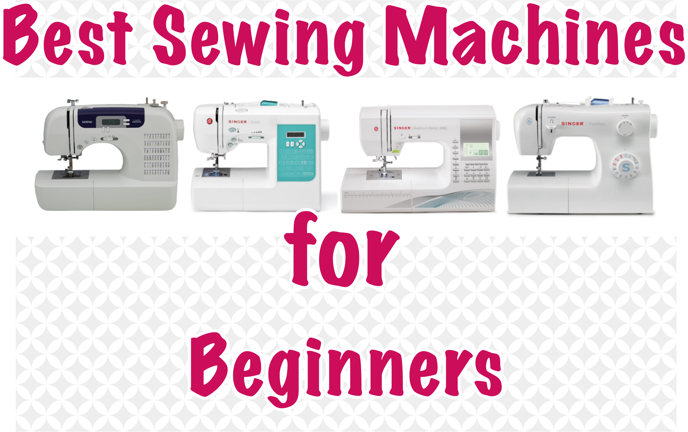 Image result for Sewing Machines for Beginners