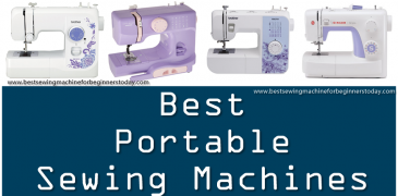Top 5 Sewing Machines Under 100 Best Sewing Machines