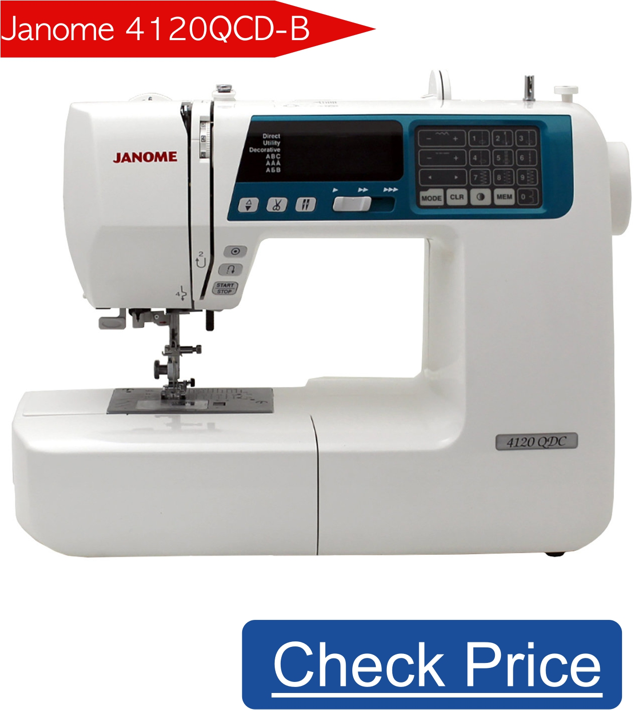 Best 5 Janome Sewing Machines to Buy | Best Sewing ...