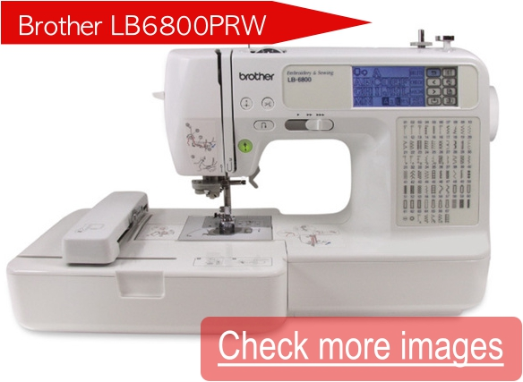 Top 40 Project Runway Sewing Machines Reviews Best Sewing Machines New Brother Cs5055 Project Runway Computerized Sewing Machine