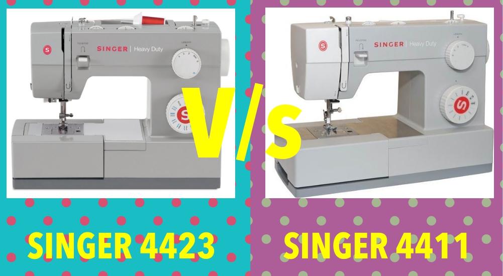 Singer Heavy Duty Sewing Machine 4411